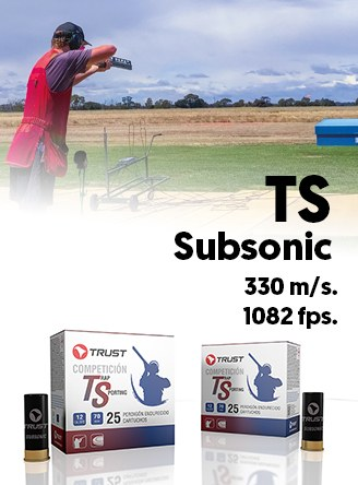 Trust subsonic: smooth and reliable