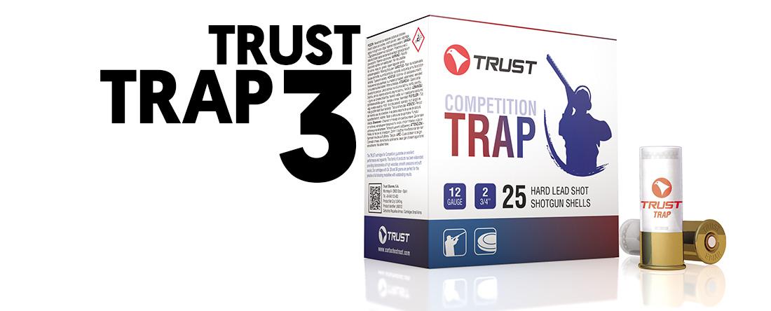 TRAP 3, nuevo cartucho de Competición