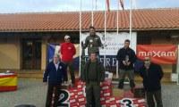 Arkaitz Egaña se alza con el campeonato de España 2015 de Caza Menor con Perro
