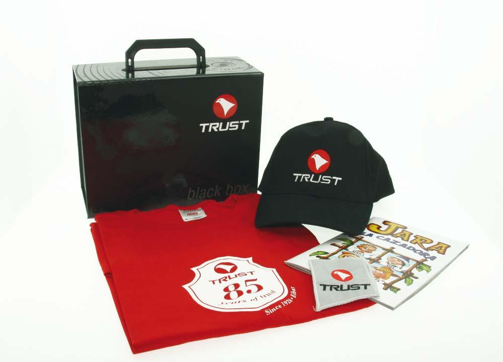 Cartuchos Trust comienza en Mayo su nueva campaña en Redes Sociales para fans