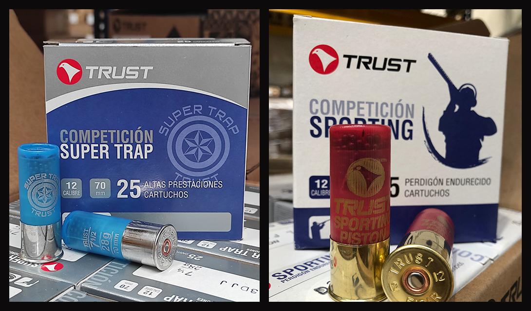 Trust Supertrap y Trust Pistón